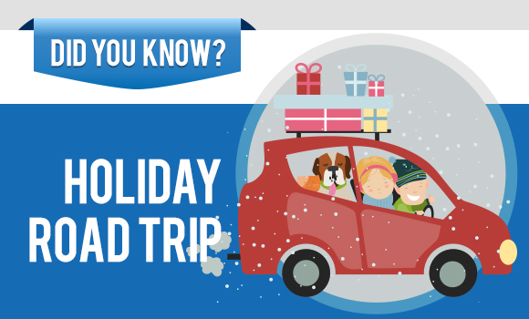 Did You Know? Holiday Road Trip