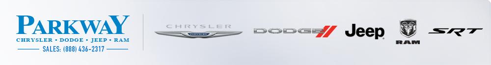 Parkway Chrysler Dodge Jeep Ram Header