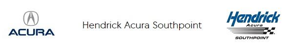 Hendrick Acura Southpoint Logo