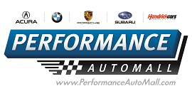Performance Automall Logo
