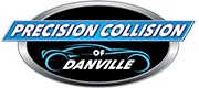 Precision Collision of Danville Logo