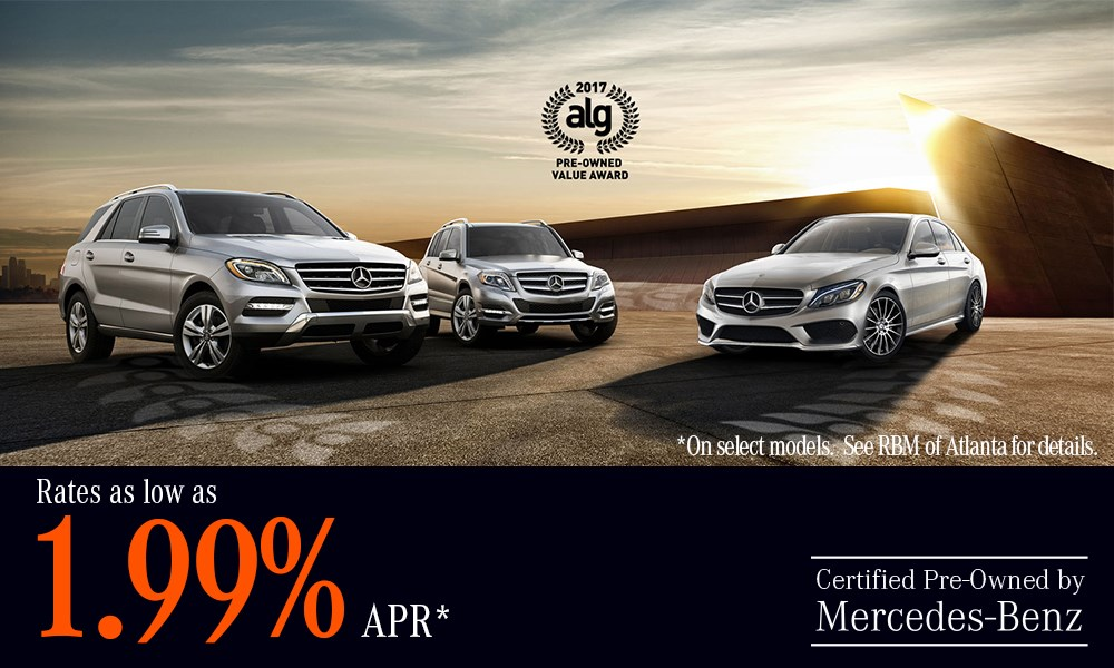 June 2018 newsletter rbm of atlanta for Mercedes benz certified pre owned sales event