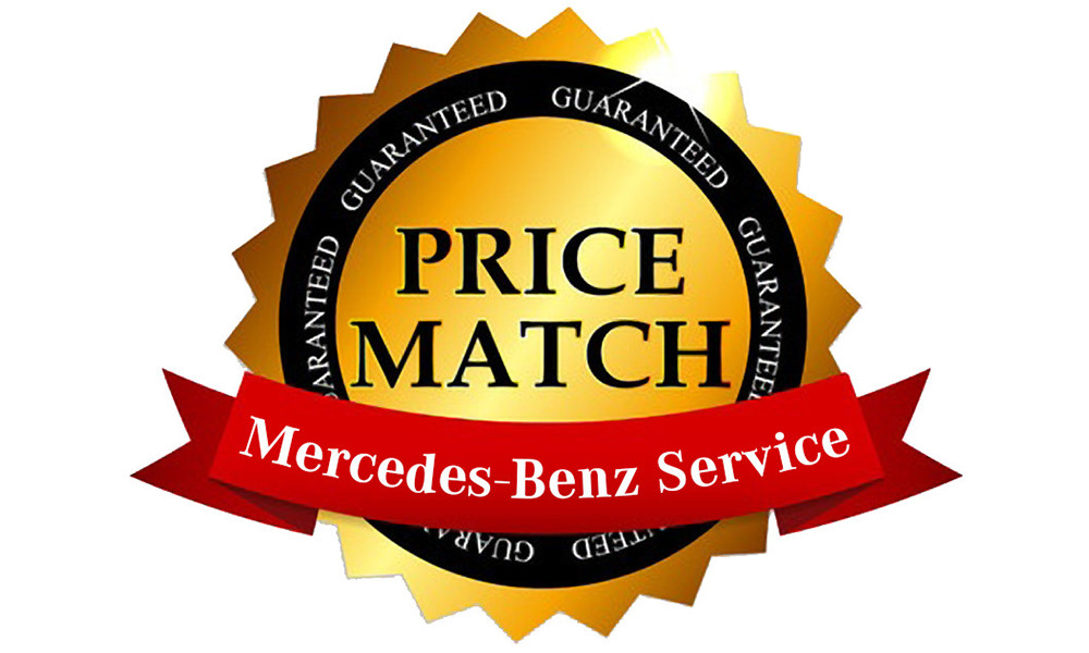 Mercedes benz service price match for Mercedes benz service discount