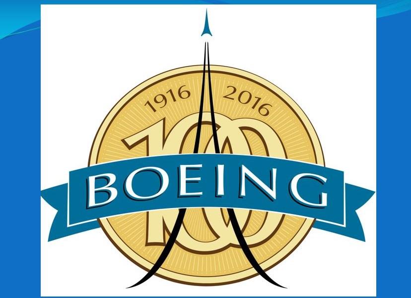 Boeing Birthday