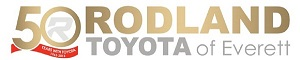 Rodland Toyota of Everett Logo
