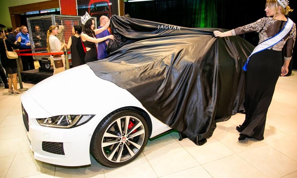 RusnakPasadena Jaguar April Newsletter - Pasadena car show