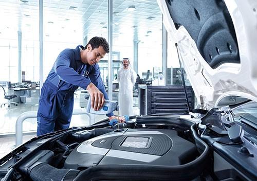 Mercedes benz a service for Mercedes benz service discount