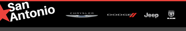 San Antonio Dodge Chrysler Jeep Ram Logo