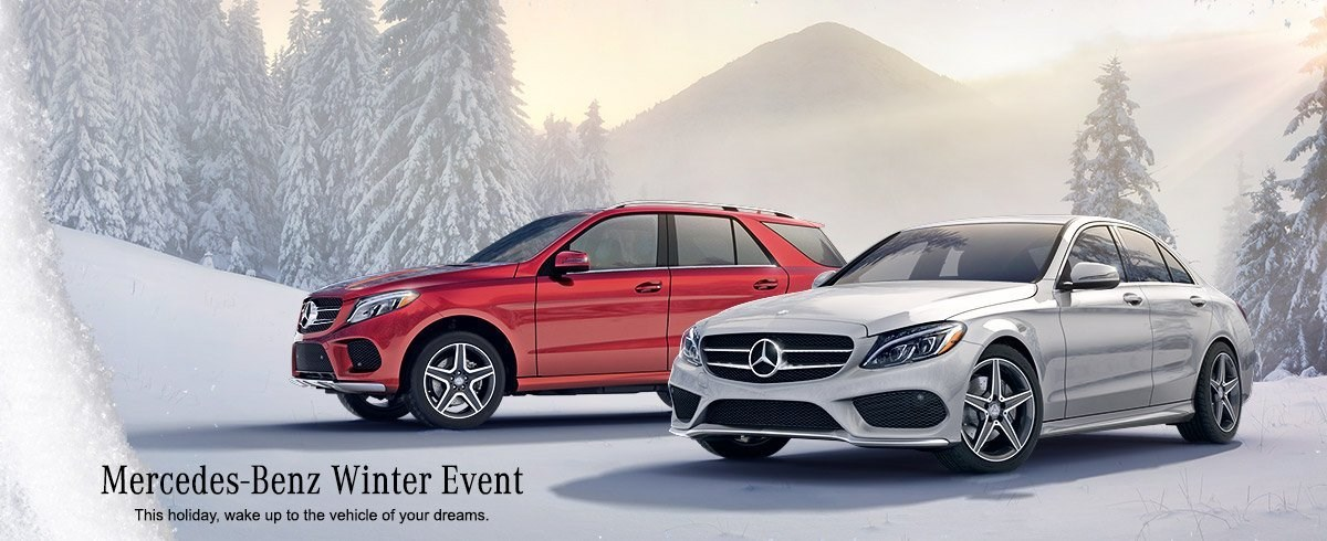 Sears imported autos november 2015 newsletter for Mercedes benz winter event