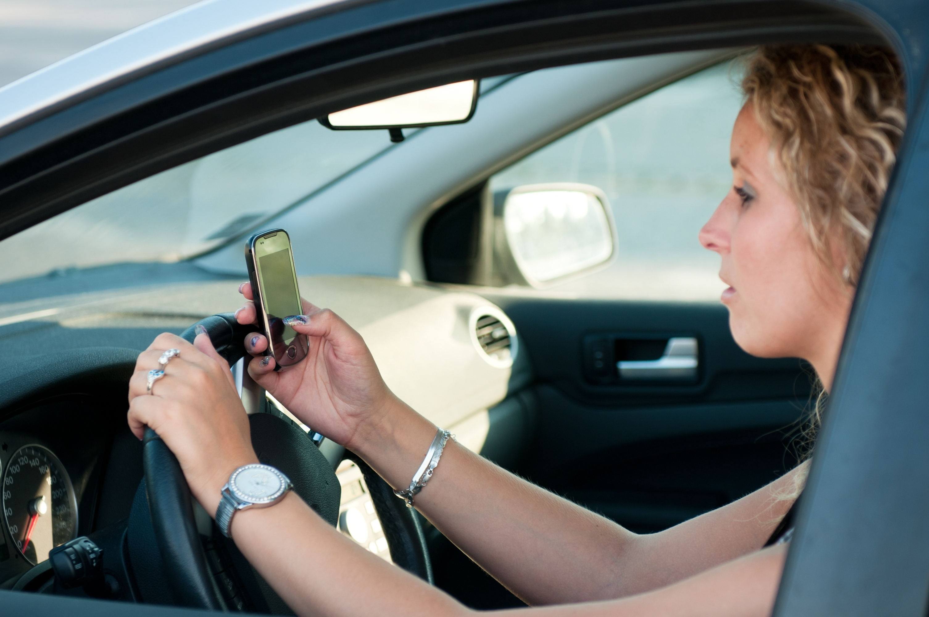 Dch Freehold Toyota Texting And Driving 5 Seconds To Crash