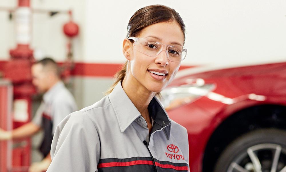 Toyota Service Technician