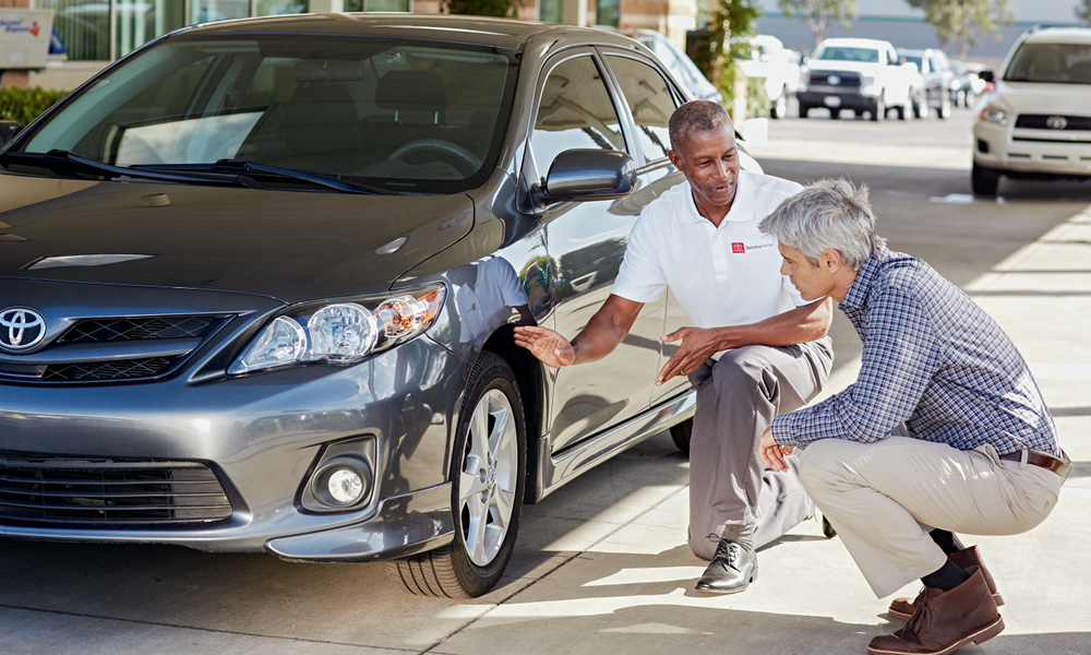 Toyota Service Technicians Managers