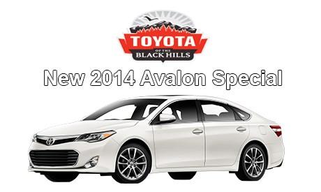 2014 Avalon Special