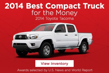 2014 Best Compact Truck For the Money